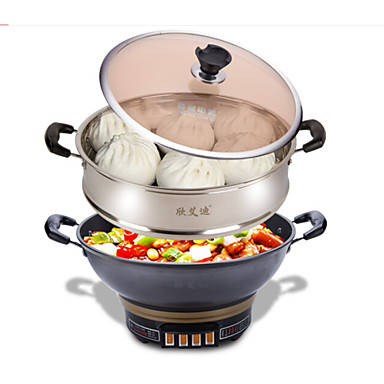 Kitchen Alumium Alloy 220V Instant Pot Thermal Cookers