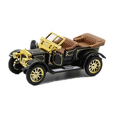 Malli auto Taaksepäin vedettävät ajoneuvot Klassinen auto Lelut Musiikki ja valo Auto Muovit Metalliseos Pieces Unisex Lahja