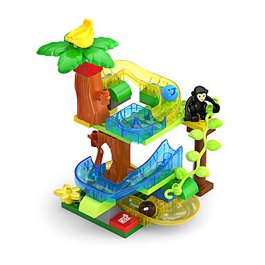 Pistas para Bolinhas de Gude Brinquedos 3D Plásticos Crianças 1 Peças