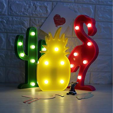 Casamento / Aniversário / Recém-Nascido Plástico / PCB + LED / Mistura de Material Decorações do casamento Tema Clássico Todas as Estações