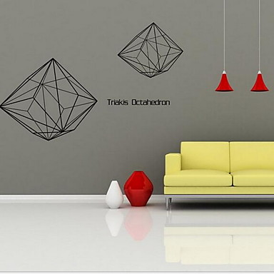 Landscape Holiday Wall Stickers 3D Wall Stickers Decorative Wall Stickers,Plastic Home Decoration Wall Decal Wall