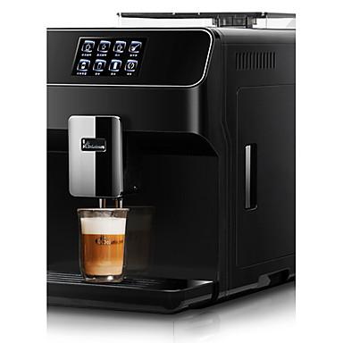 Kaffemaskin Helautomatisk Sundhetspleie Oppreist design Reservasjonsfunksjon 220V
