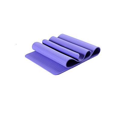Yoga Mats Non-Slip TPE Medium mm for