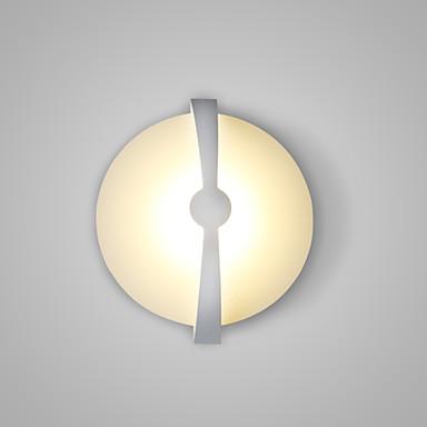 Rústico/Campestre Simples LED Moderno/Contemporâneo Regional Luminárias de parede Para Metal Luz de parede 110-120V 220-240V 8W