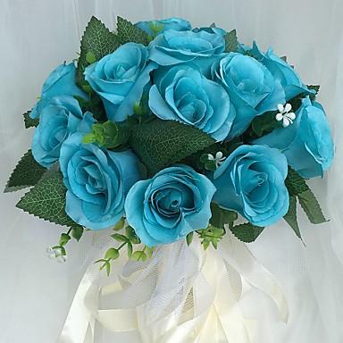 Bouquets de Noiva Buquês Casamento Cetim 8.66