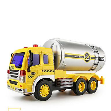 Carros de Brinquedo / Brinquedo Educativo / Carrinho de Fricção Motocicletas / Veiculo de Construção / Escavadeiras Maquina de Escavar Simulação Unisexo
