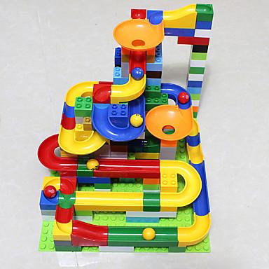 Marble Track Set / Marble Run Plastics Kid's Gift 1 pcs