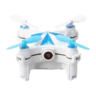 RC Drone Cheerson CX-OF Canal 4 2.4G Com Câmera HD 0.3MP 0.3 Quadcópero com CR Luzes LED Quadcóptero RC Cabo USB Manual Do Usuário Hélices