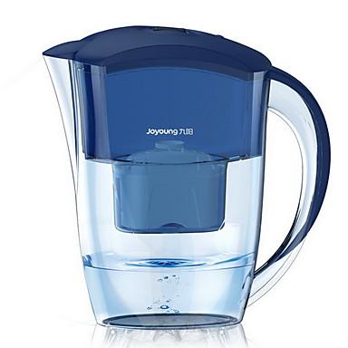 Innendørs Glas og Krus, 3500 Kulfiber Plast Vand Clear Water Pitcher