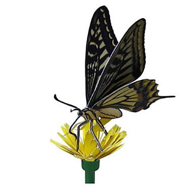 3D-puslespill Papirmodell Papirkunst Modellsett Kvadrat Insekt Sommerfugl 3D simulering GDS Hardt Kortpapir Klassisk Unisex Gave