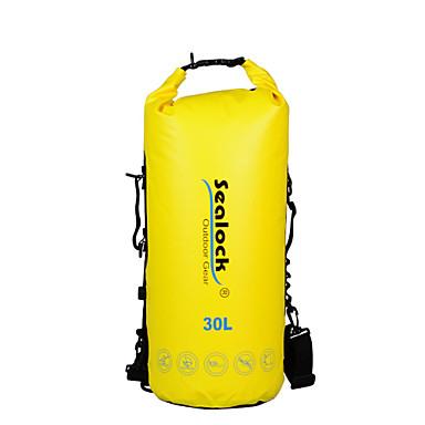 Sealock 25 L Waterproof Dry Bag Dry Bag Waterproof Durable for Swimming Diving/Boating Outdoor