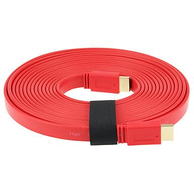 HDMI 1.4 Cabo, HDMI 1.4 to HDMI 1.4 Cabo Macho-Macho 1,5M (5 pés)