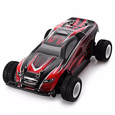 Carro com CR WLtoys 2.4G Jipe (Fora de Estrada) / Off Road Car / Drift Car 1:28 Electrico Escovado 30 km/h Controlo Remoto / Recarregável / Elétrico