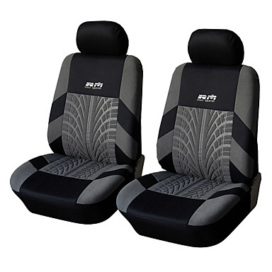 Universal Fit For Car Truck Suv Or Van Polyester Seat Cover Front