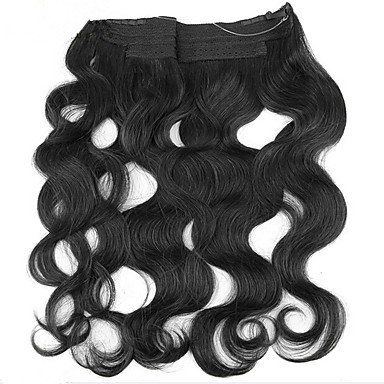 Flip In Human Hair Extensions Body Wave 1pc/Pack 16 inch 18 inch 20 inch 22 inch 24 inch