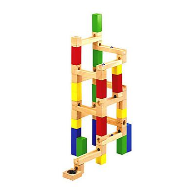Jogos de Tabuleiro Pistas para Bolinhas de Gude Brinquedos 3D Madeira Crianças 1 Peças