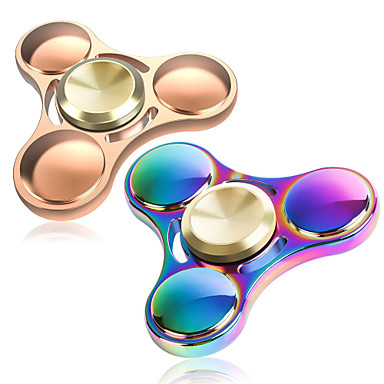 Hand Spinner Relieves ADD, ADHD, Anxiety, Autism 2pcs Pieces Adults' Gift