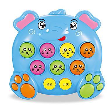 Gopher Game Elefante Diversão Elétrico Plásticos Madeira Crianças Brinquedos Dom
