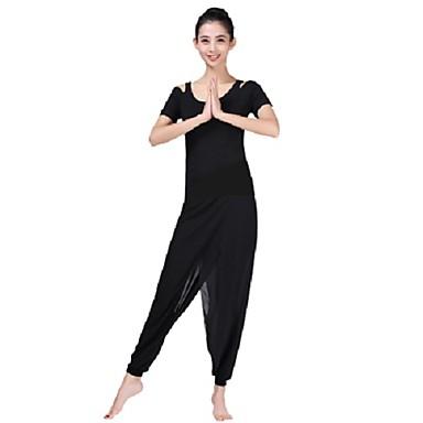 Yoga & Dansesko Klessett Fukt Wicking Fritid Drakter Dame Yoga & Danse Sko Pilates