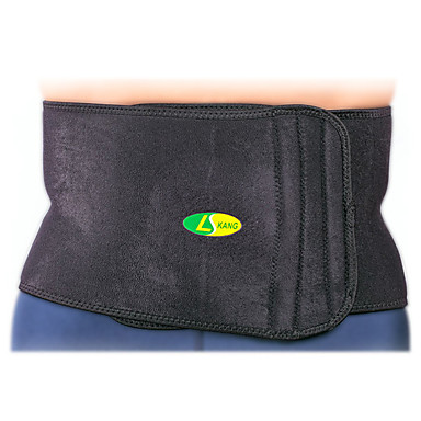 Lumbar Belt / Lower Back Support for Casual Basketball Football/Soccer Adults' Cup Warmer Breathable Adjustable Fit Daily Casual Sports