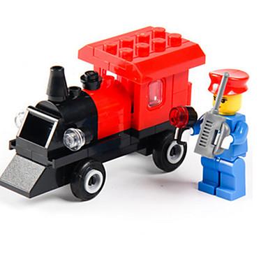 Carros de Brinquedo Blocos de Construir Cauda Trem Para Meninos Unisexo Brinquedos Dom