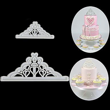 Bakeware eszközök Műanyagok Sütés eszköz Mindennapokra desszert Lakberendezők 1set