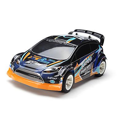 Carro com CR WL Toys A242 2.4G SUV 4WD Alta Velocidade Drift Car Carro Jipe (Fora de Estrada) 1:24 Electrico Escovado 35 KM / H Controlo