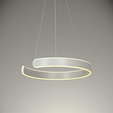 UMEI™ Moderno / Contemporâneo Luzes Pingente Luz Ambiente - Regulável, 110-120V / 220-240V, Branco Quente / Branco, Fonte de luz LED
