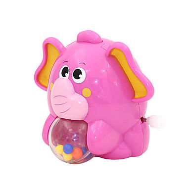 Vedettävä lelu Lelut Elefantti Muovit Lovely Pieces Lasten Lahja
