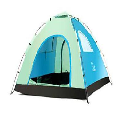 3-4 henkilöä Teltta Yksittäinen teltta Automaattinen teltta Pidä lämpimänä varten Retkeily ja vaellus 2000-3000 mm CM