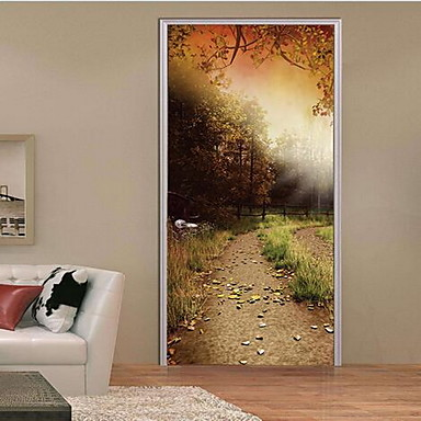 Romance Wall Stickers Plane Wall Stickers Decorative Wall Stickers,Plastic Material Home Decoration Wall Decal