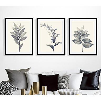 Impressão de Arte Emoldurada - Botânico PVC Poster