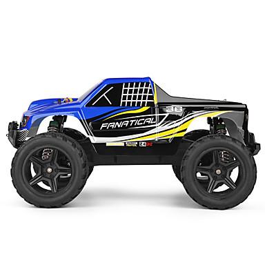 Carro com CR WL Toys 2.4G 2WD SUV Alta Velocidade Drift Car Off Road Car Monster Truck Bigfoot Jipe (Fora de Estrada) 1:12 35km/h KM / H