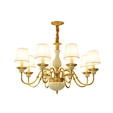 Chandelier Uplight - Mini Style Designers, Country, 110-120V 220-240V Bulb Not Included