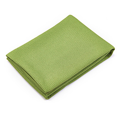 Yoga Towels Non-Slip Padded Fabric Poly/Cotton Fabric Synthetic Fiber synthetic fibre