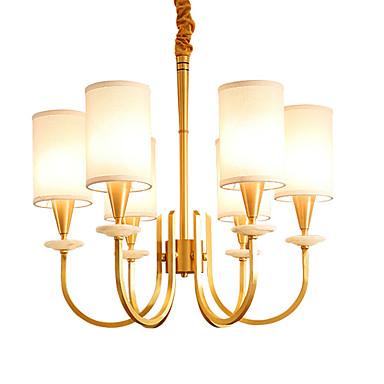 Regional Estilo Mini Designers Lustres Luz Superior Para Sala de Estar Quarto Interior 110-120V 220-240V 110-120V 220-240V Lâmpada Não