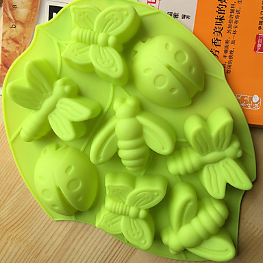 Cake Molds Novelty Cake Chocolate Bread Cooking Utensils Silica Gel Creative Kitchen Gadget High Quality Baking Tool