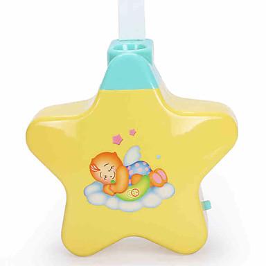 Iluminação de LED Acessório para Casa de Boneca Estrela Plásticos Crianças Dom