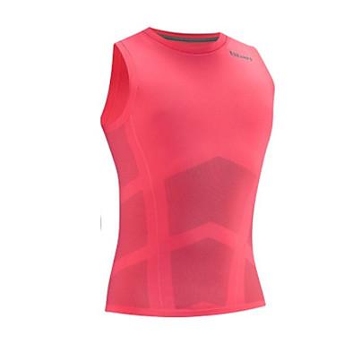 Men's Running Tank Fitness, Running & Yoga Quick Dry Vest/Gilet Sweatshirt for Running/Jogging Exercise & Fitness Basketball Tight Black