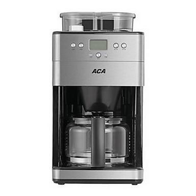 Kjøkken Metall 220V Kaffemaskin Drypp Kaffetraktere
