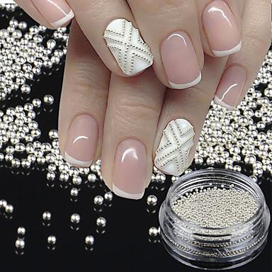 1 pcs Negle Smykker Negle kunst Manicure Pedicure Daglig Mode / Negle smykker
