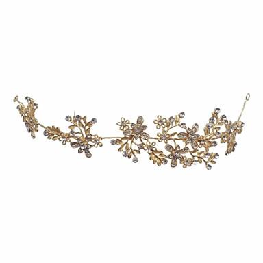 Alloy Headbands Head Chain Hair Tool Headpiece Classical Feminine Style