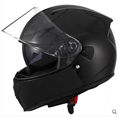 Heldekkende Slimfit Kompakt Pustende Beste kvalitet Halv Skall Sport ABS Motorsykkel Hjelmer