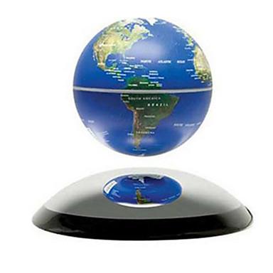 Floating Globe / Pallo / Pallot Magneettilevitaatio / Sisustustarvikkeet Unisex Pieces Muovit