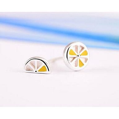 Women's Stud Earrings Jewelry Unique Design Mismatch Alloy Jewelry For Dailywear Thank You Valentine Dress