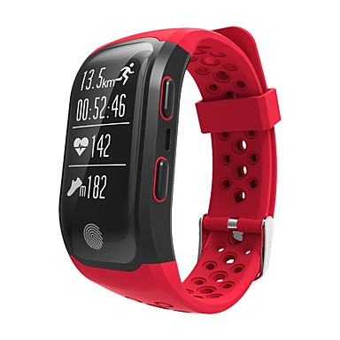 YY S908 Men's Woman Smart bracel SmartWatch /Gps/Step/Heart Rate Monitoring/Elevation  for Ios Android