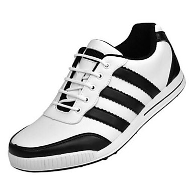 Sapatos para Golf Homens Golf Durável Antiderrapante Resistente ao Choque Casual Esportes Esportes Espetáculo Praticar Esportes Relaxantes