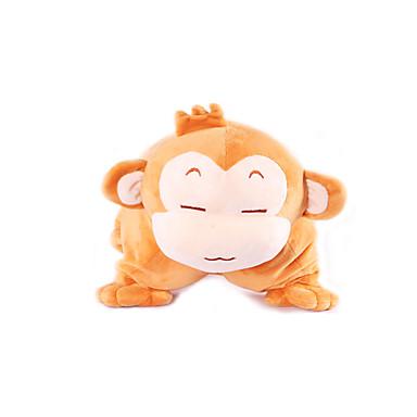 Macaco Carros de Brinquedo Animais de Pelúcia Almofadas Fofinho Adorável Dom