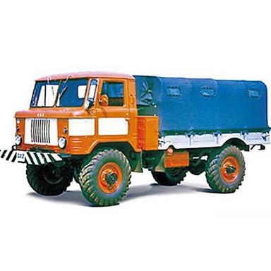Carros de Brinquedo Quebra-Cabeças 3D Maquetes de Papel Quadrada Caminhão Charrete Cartão de Papel Duro Caminhão Unisexo Dom