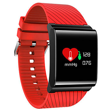 Smartwatch X9 Pro for iOS / Android Heart Rate Monitor / Blood Pressure Measurement / Calories Burned / Long Standby / Touch Screen Call Reminder / Activity Tracker / Sleep Tracker / Sedentary